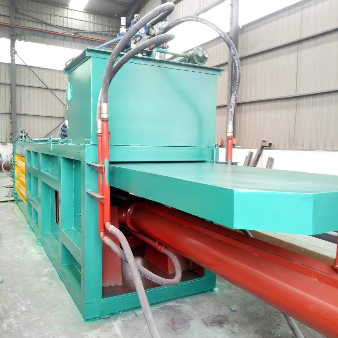 广州80型废金属打包机-河南东科重工机械制造废金属打包机价钱怎么样