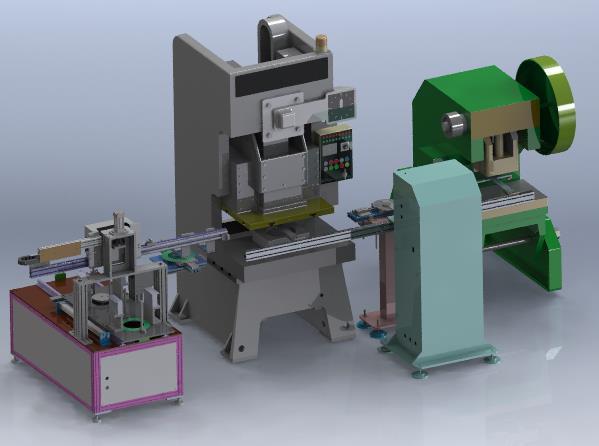非标冲压机械手生产厂家_非标冲压机械手
