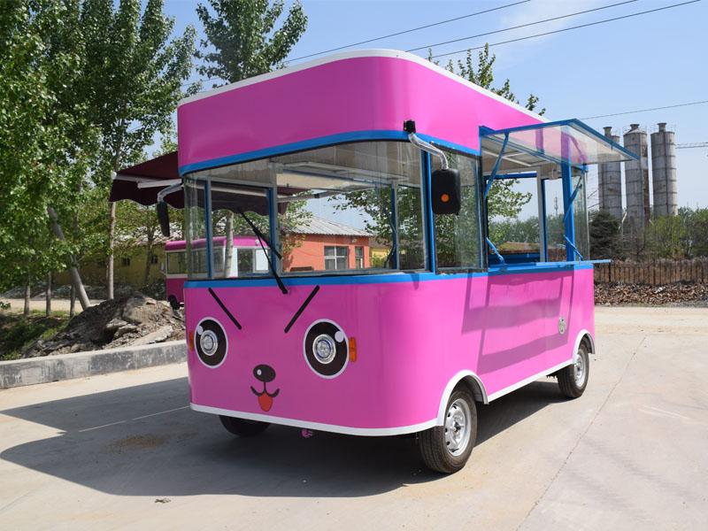 超值的小吃车优选欧准新能源 提供小吃车