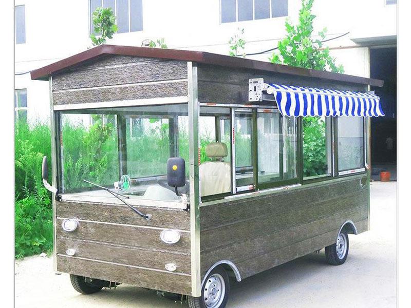 木屋餐车加工定制-高质量的木屋餐车在哪可以买到