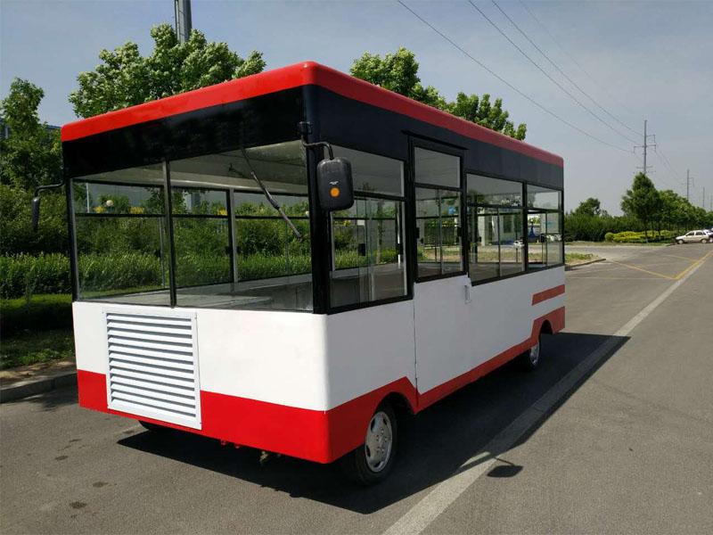電動中巴餐車加工_規模大的電動中巴餐車公司