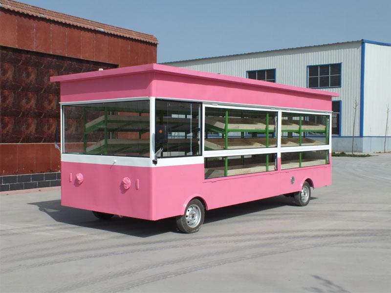 青島街景小吃車廠家-山東價位合理的街景小吃車哪里有供應