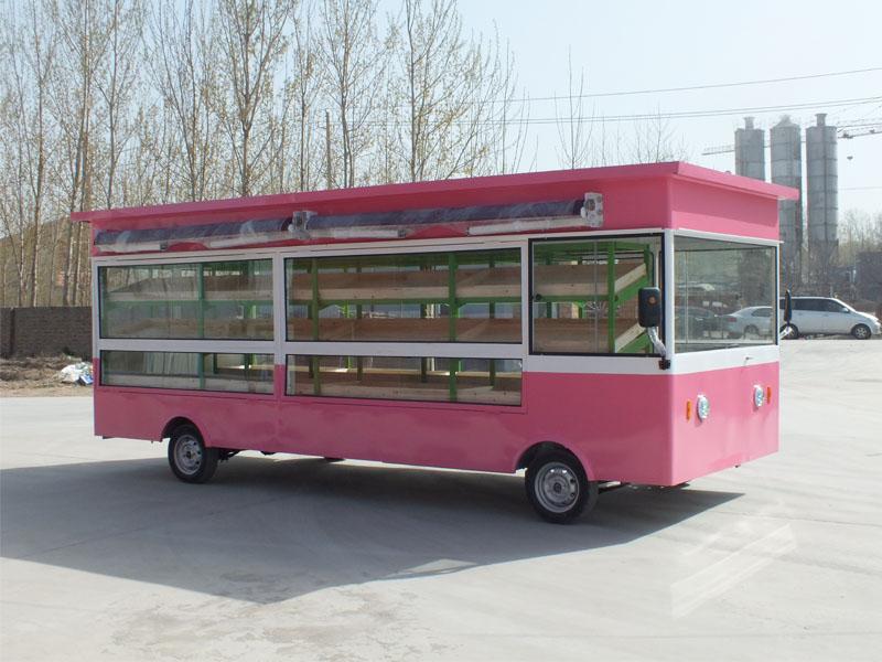山東報價合理的移動餐車哪里有供應,天津移動餐車定制