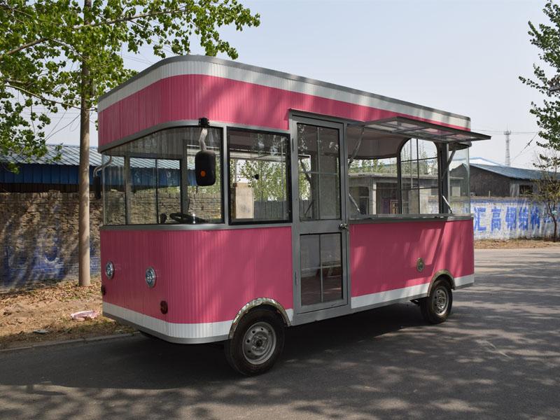 傾銷美食小吃車,哪里能買到高質量的美食電動餐車