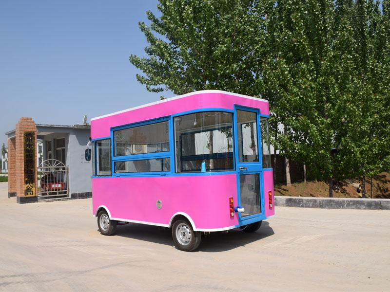 山东街景餐车〓价格-德州销量好的街景餐车出售