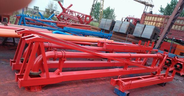 沧州15米手动混凝土布料机厂家推荐,布料机批发市场