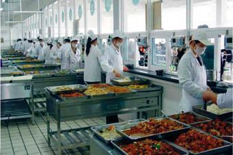 放心的食堂承包服务、企业饭堂、食堂管理制度