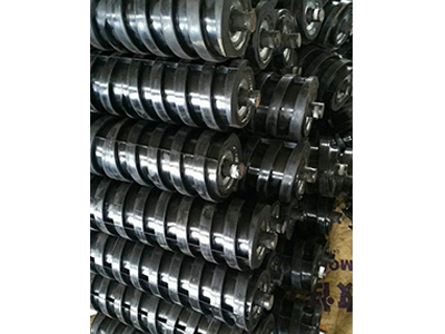 鼎康输送机械制造托辊厂家 高分子托辊