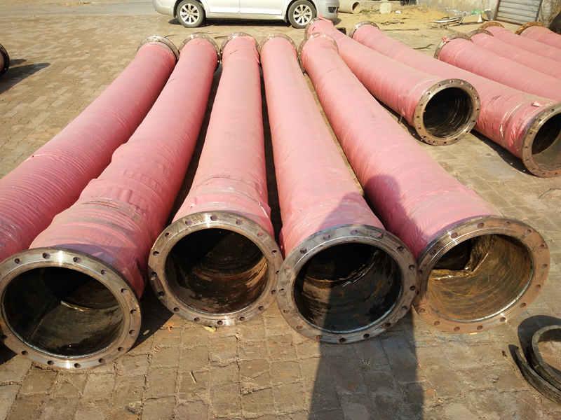 衡水高性价大口径排吸胶管推荐  无毒害高环保大口径排吸胶管