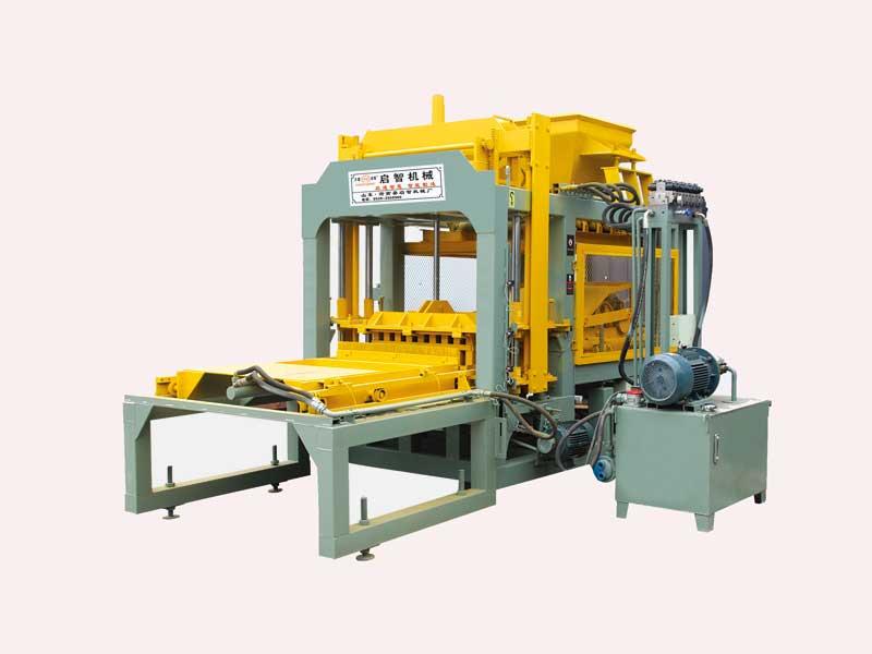 启智机械自动免烧砖机价钱怎么样 烟台液压免烧砖机哪家好