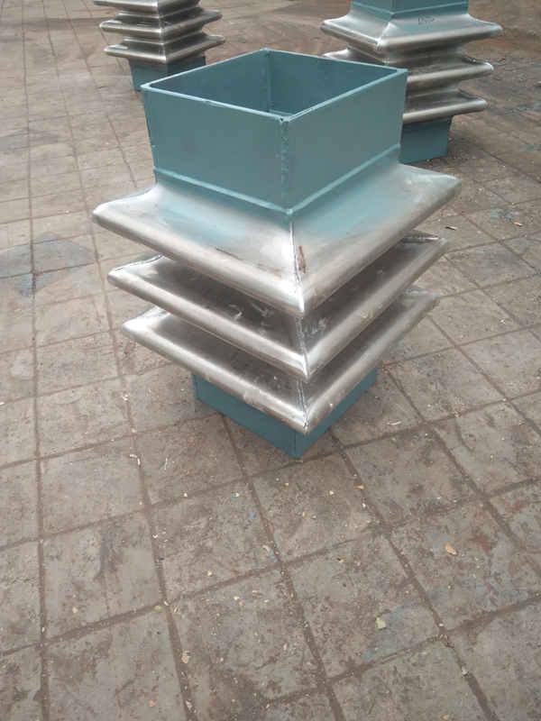 衡水橡胶方形软连接哪家好_天然橡胶方形软连接