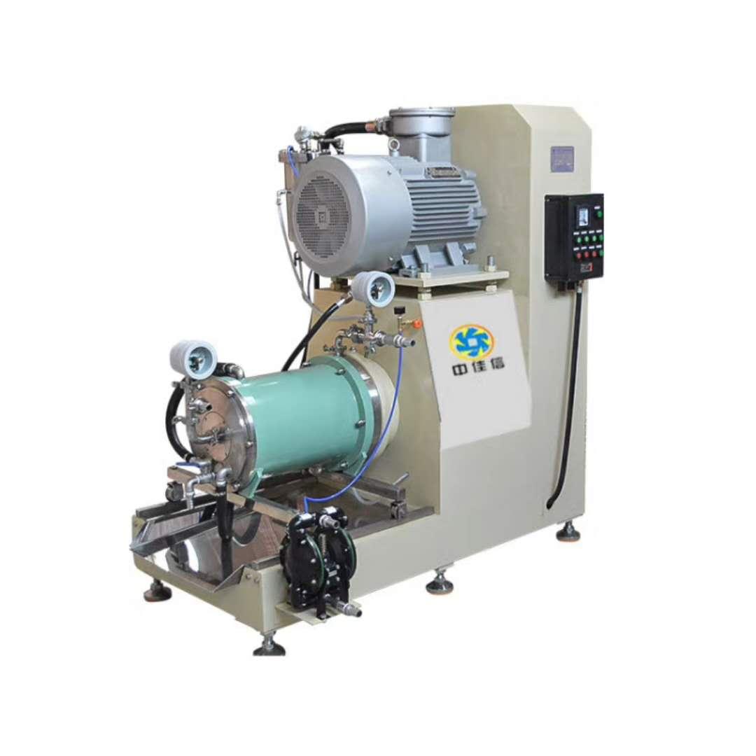 磷酸铁锂砂磨机,氧化铝隔膜砂磨机效果好