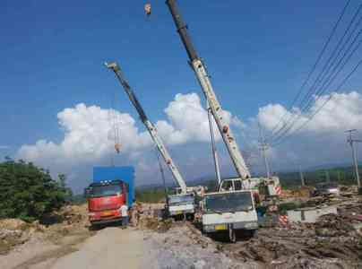 来宾铁路高速公路服务区废水国产MBR生活污水处理设备价格便宜