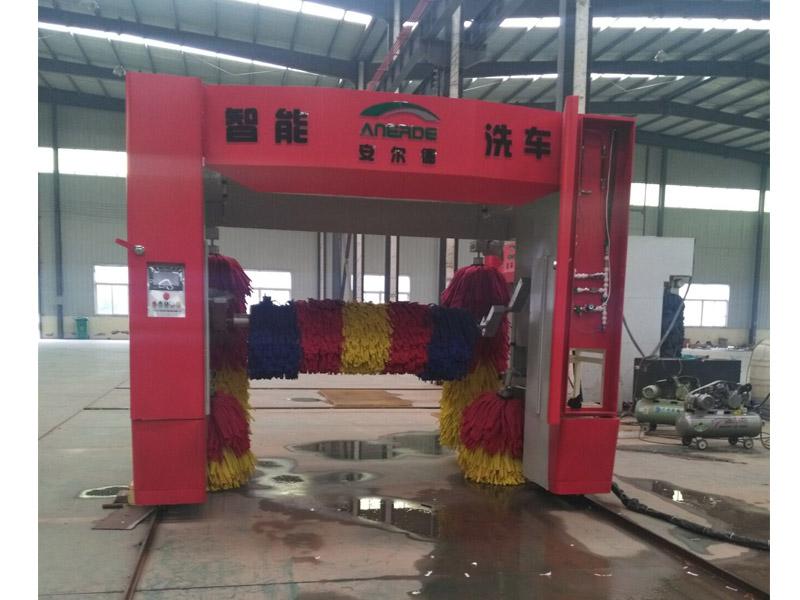 全自动洗车机专业供应商,安徽全自动洗车机