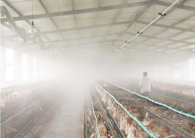 福建养殖场喷雾除臭,垃圾中转站除臭,喷雾除臭消毒系统