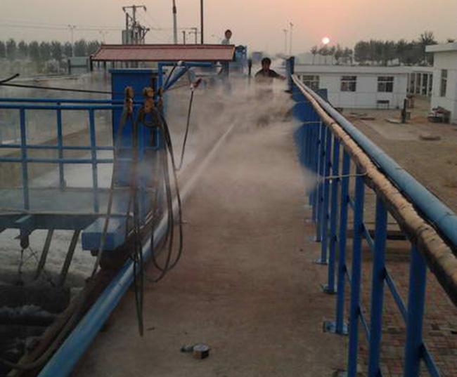 武汉污水厂除臭设备,环保节能除臭系统