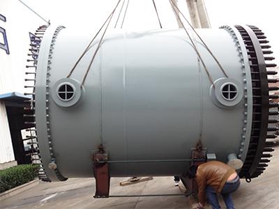 加工多效蒸发系统 优良石墨喷淋塔就在罗兰石墨设备
