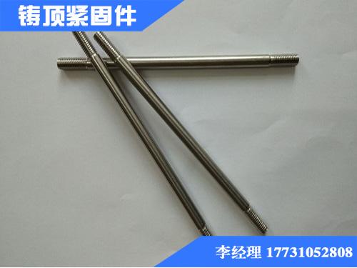 铸顶热浸锌双头螺栓销量好的紧固件-热浸锌双头螺栓厂家