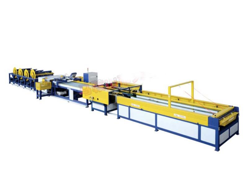 角鋼法蘭生產線-馬鞍山物超所值的超級風管成產五線批售