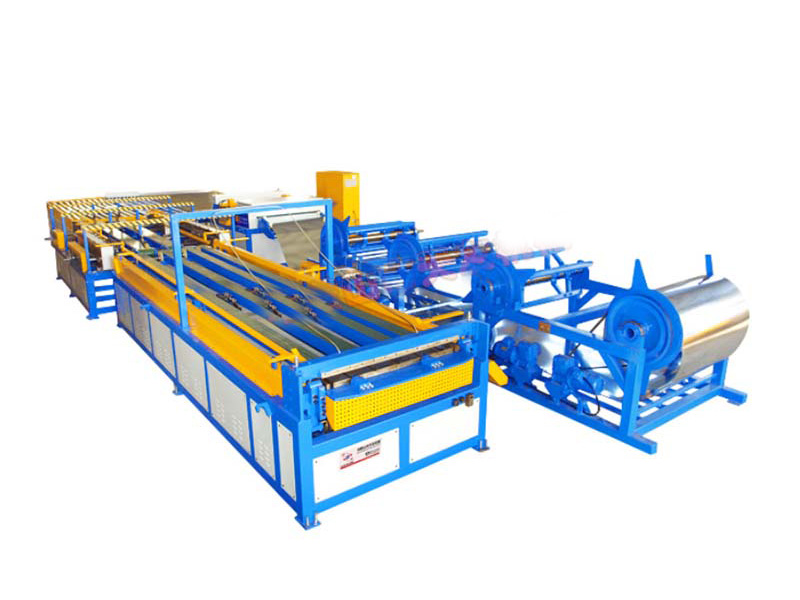 角钢法兰生产线-安全的超级风管生产六线推荐