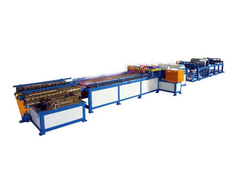 卷板機-天友機械超級風管生產四線作用怎么樣