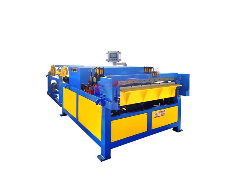 角钢法兰生产线-天友机械物超所值的风管生产三线出售