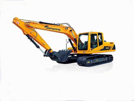 知名品牌特种工程车|专业的JY615E履带式液压挖掘机品牌推荐
