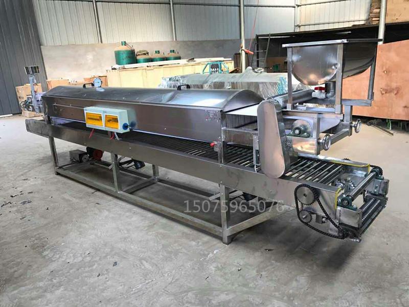全自动蒸汽式凉皮机优点及生产厂家