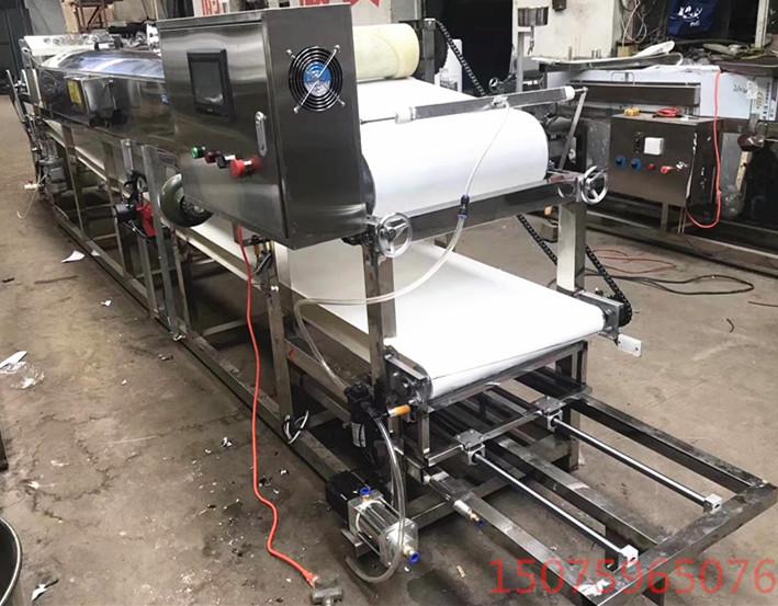 全自动 数控凉皮机多少钱 圆形数控凉皮机视频 圆形凉皮机厂家