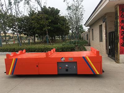 湖南电动平车生产厂家-巨龙电动车制造-专业的KPXW无轨平车经销商