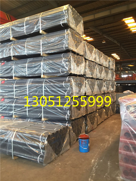北京联通铸铁管 销售排水机制铸铁管