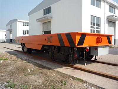 辽宁蓄电池搬运车销售_巨龙电动车制造提供实惠的KPJ卷缆式电动平车