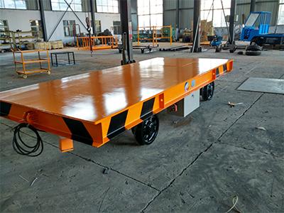 遼寧蓄電池搬運車-口碑好的KPJ卷纜式電動平車鹽城哪里有售