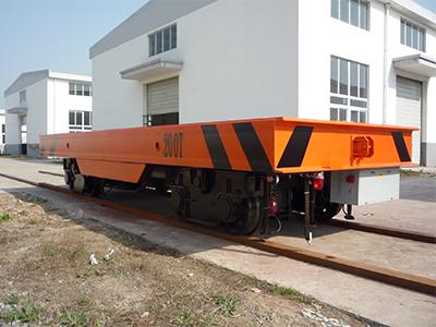 福建电动平车-质量好的低压轨道供电电动平车当选巨龙电动车制造