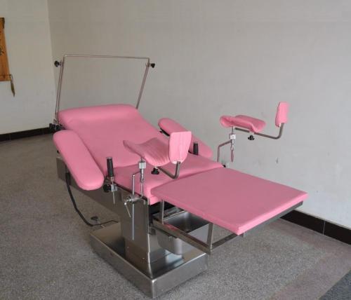 电动妇科手术床(抽拉型)