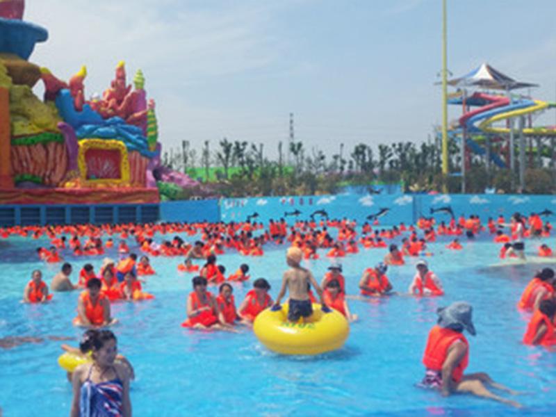 游泳池造浪设备-大量供应品质好的人造海浪娱乐用品