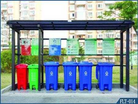苏州市垃圾分类收集亭-展示效果好的垃圾分类亭