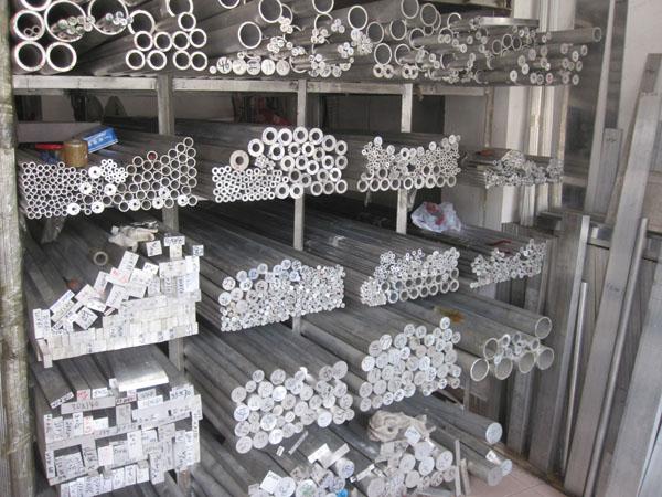 莞城铝线-巨伟铝材店专业供应铝线