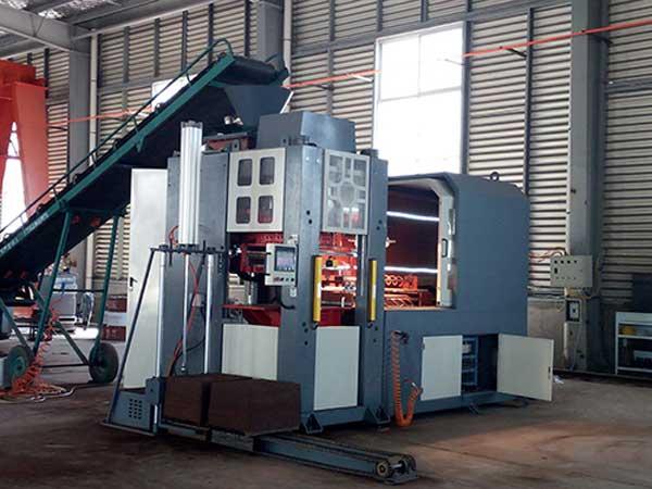 新疆全自动造型机-山东优惠的Z5060型铸造造型机哪里有供应