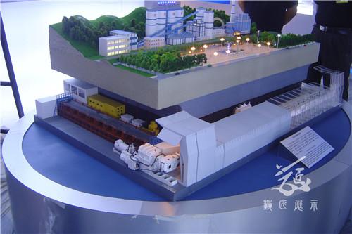 大同煤矿动态模型_煤矿模型制作公司
