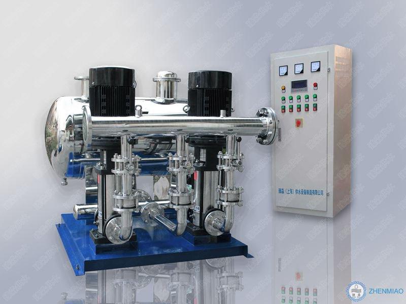 全不锈钢无负压供水设备经久耐用,臻淼供水提供上海地区质量硬的