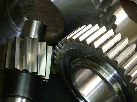 厂家供应齿轮45#齿轮切草机齿轮绍兴齿轮