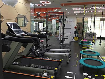 学校羽毛球场运动地板-大量供应高品质的健身房功能性训练垫
