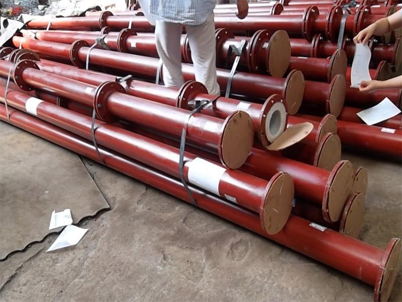 受欢迎的钢衬塑弯头推荐_钢衬塑管件弯头三通冶金用