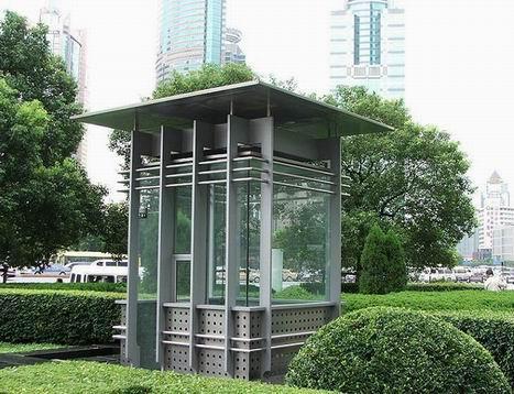 大连金属雕花板-选购不锈钢岗亭认准沈阳森浦工业科技