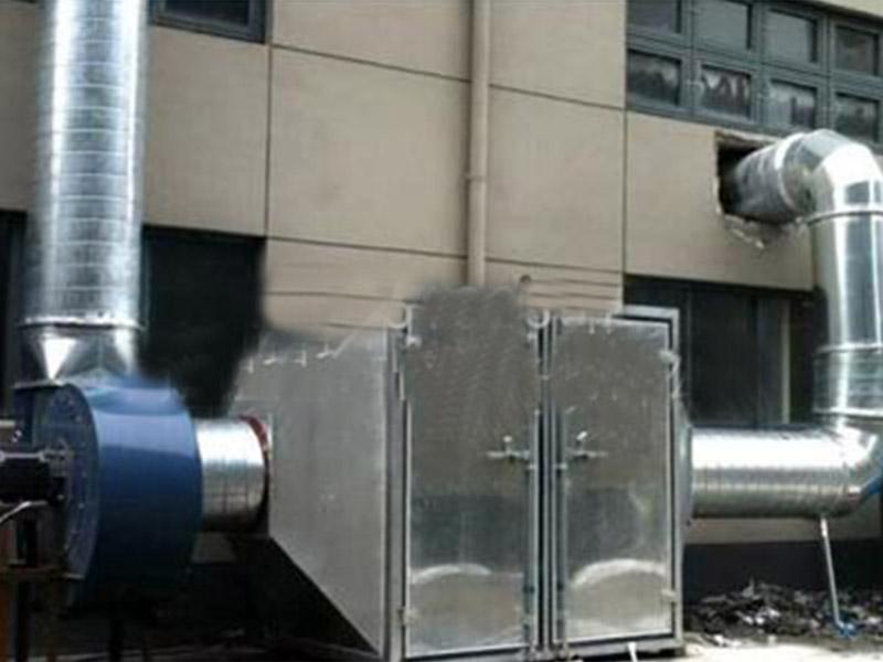可靠的废气处理|大量供应销量好的活性炭吸附箱
