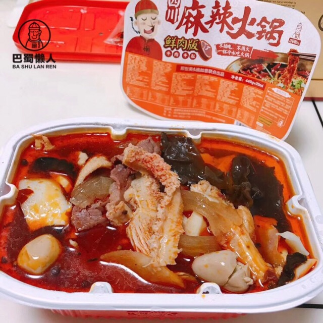 宁波婼妡贸易有口碑的巴蜀懒人火锅鲜肉饭供应-正宗的麻辣火锅商家