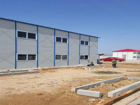 户县活动板房供应厂家-为您推荐东徽钢结构有品质的西安活动房