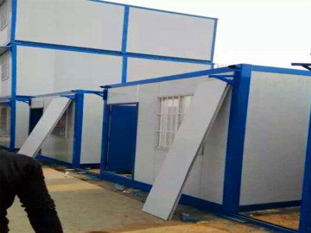 周至住人集装箱厂家|选购西安住人集装箱认准东徽钢结构