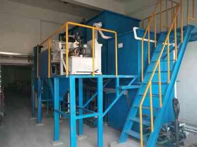 城镇乡村生活污水回用s050一体化污水处理设备达到一级b标
